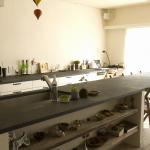 キッチン一体型ダイニング理想