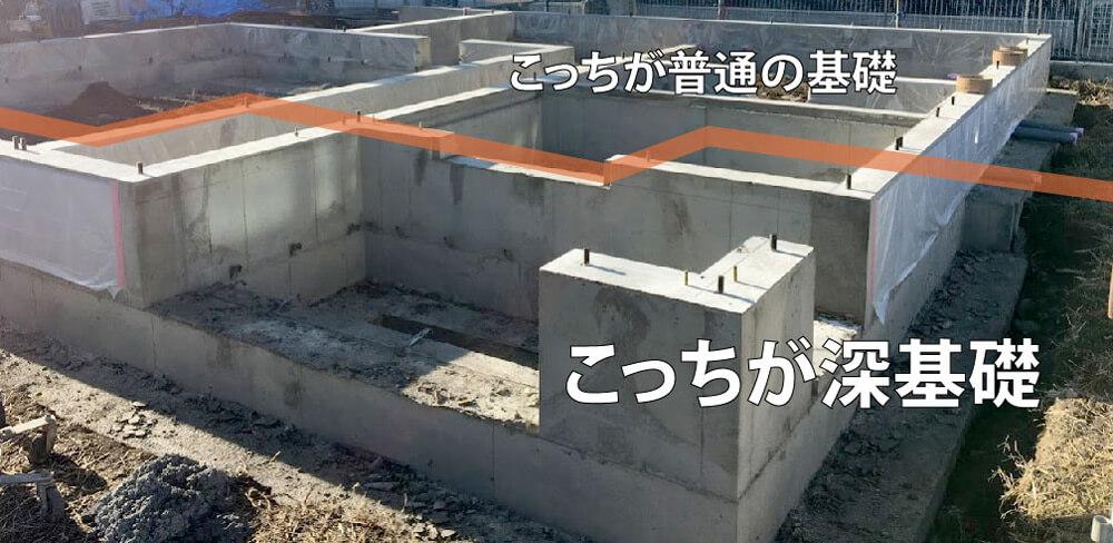 基礎工事-基礎完成2