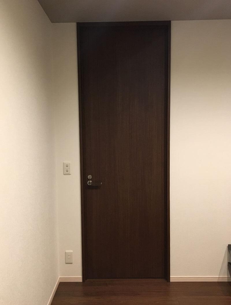 A2タイプのドア(ダークブラウン)
