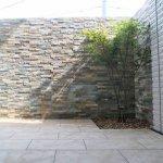 外構工事で立てた目隠し壁